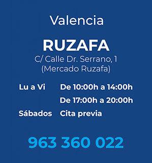 Valencia Ruzafa
