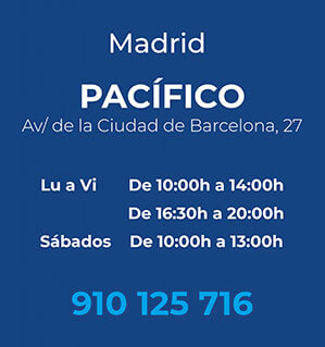 Madrid Pacífico