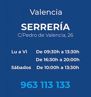 Valencia Serreria