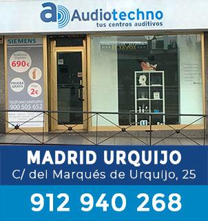 Madrid urquijo