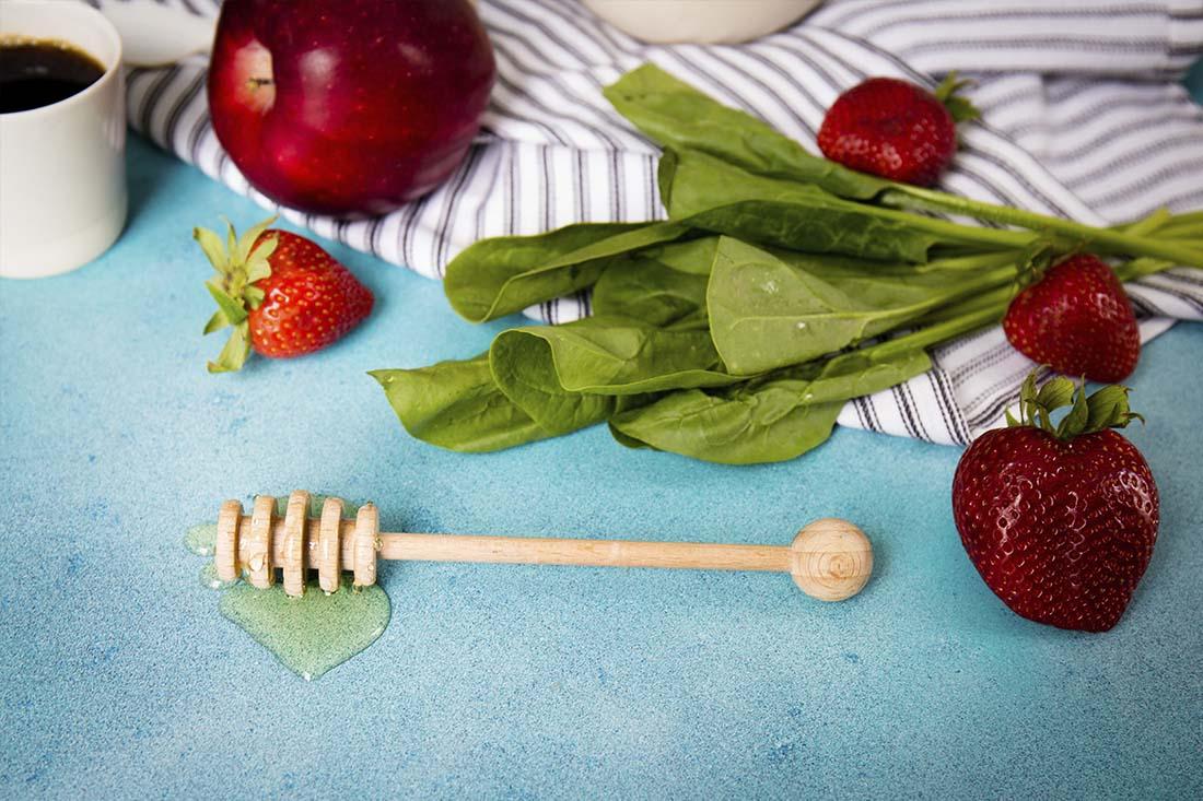 acufenos dieta saludable